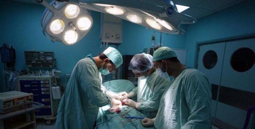 صورة أرشيفية لعملية جراحية