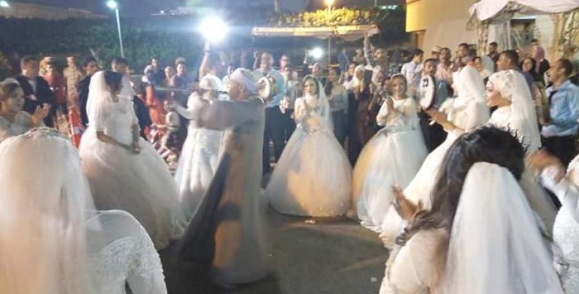 زواج جماعي