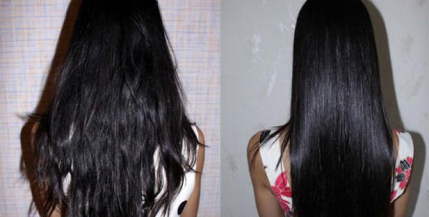تصفيف الشعر