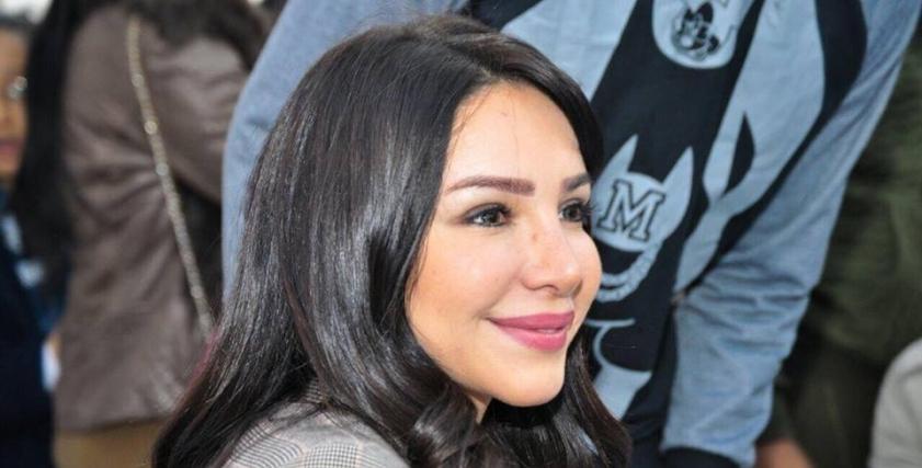 إنجي علاء السيناريست ومصممة الأزياء
