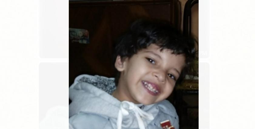 الطفل اياد يعاني من مرض في القلب ويبحث عن العلاج على نفقة الدولة