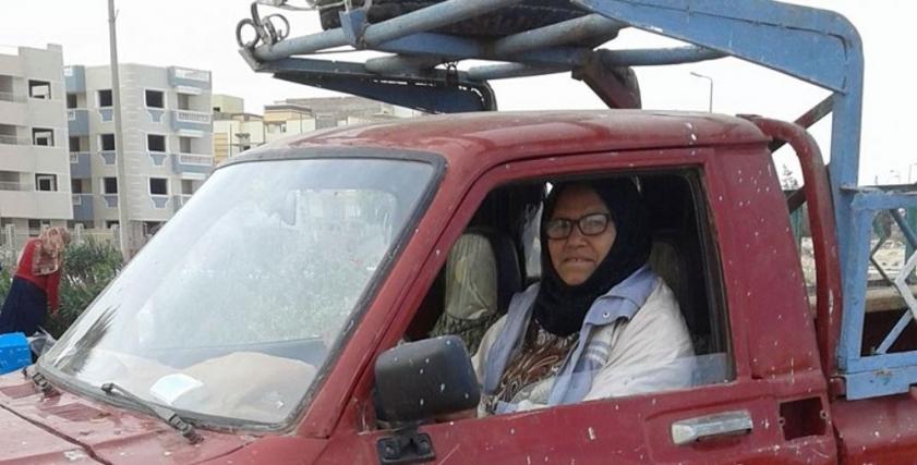 سيدة الجبل رضا عبد السلام
