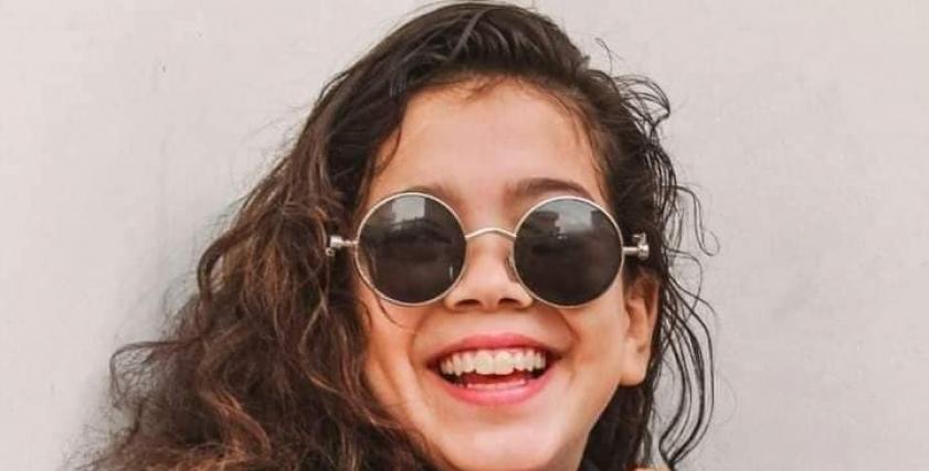 روضة طفلة 11 سنة تحترف التصوير