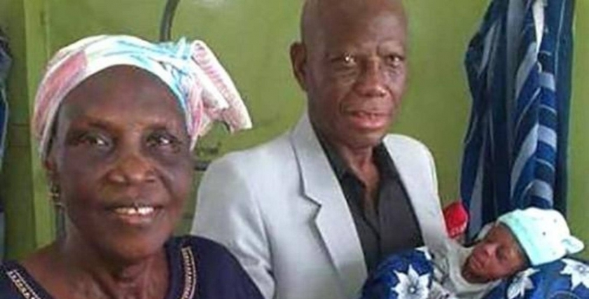 عمرها 68 عاما وأنجبت توأم.. حلم الأمومة يتحقق بعد نصف قرن زواج