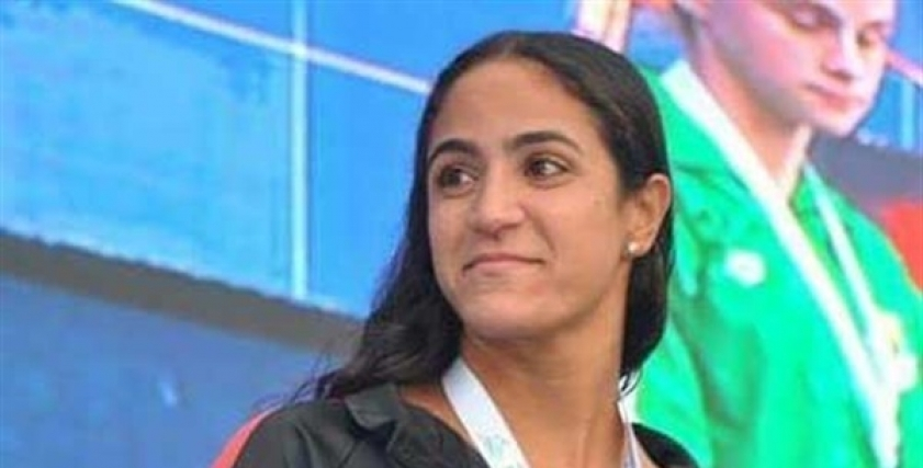بعد حصدها الميدالية الذهبية في السباحة..معلومات عن اللاعبة المصرية هانيا مورو
