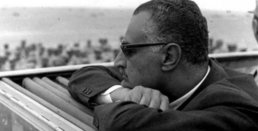 الزعين الراحل جمال عبدالناصر