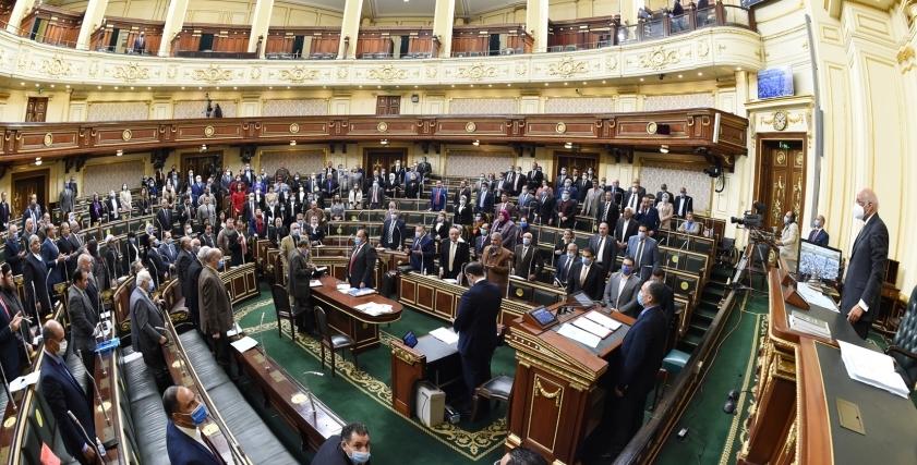 إحدى جلسات مجلس النواب