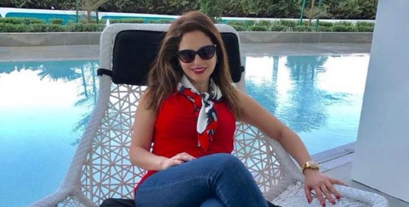 منال عبد الصمد، وزيرة الإعلام اللبنانية