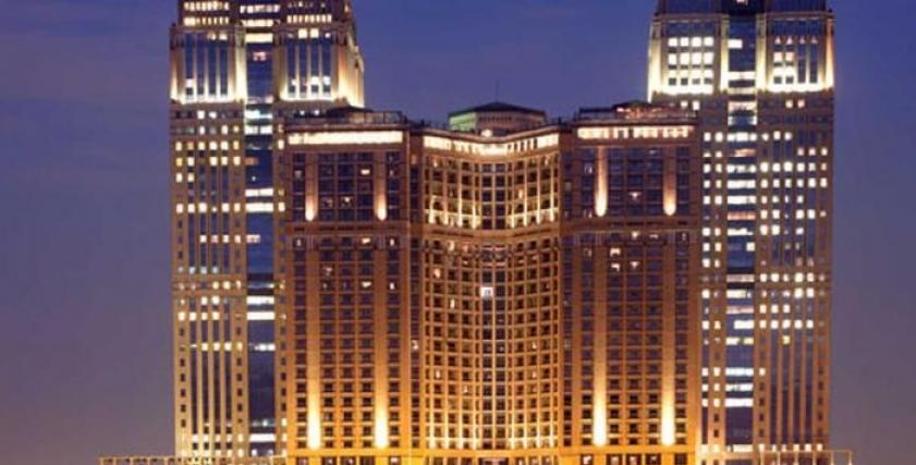 فندق الفيرمونت بالقاهرة