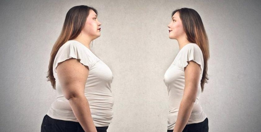 فقدان الوزن دون رجيم