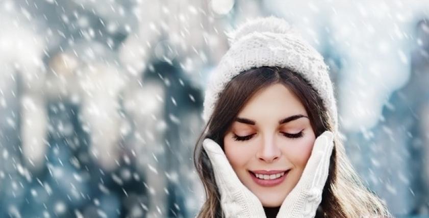 العناية بالبشرة في فصل الشتاء