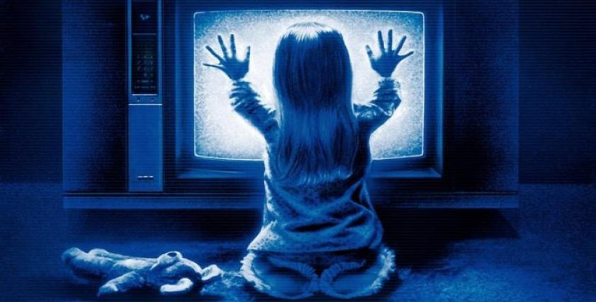 خطورة افلام الرعب على الأطفال
