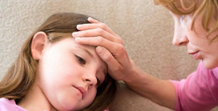 اعراض تستدعى عدم ذهاب الطفل إلى الحضانة عند ظهورها