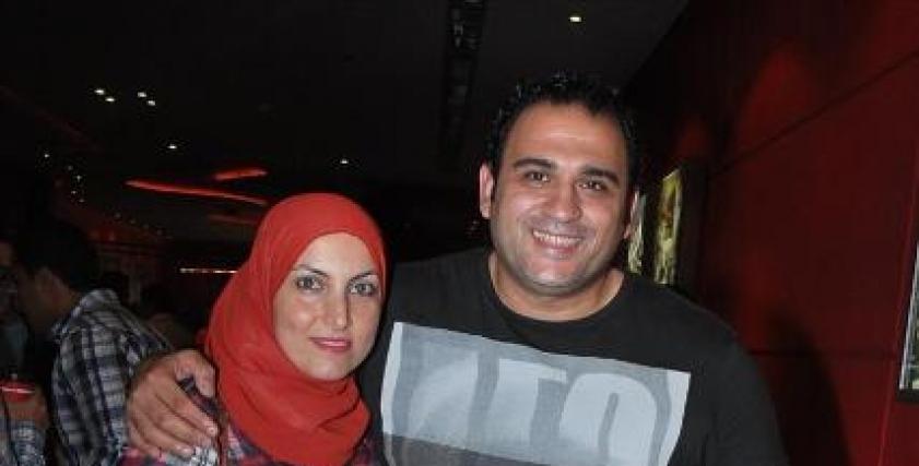 قصة زواج أكرم حسني