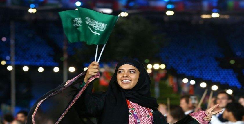انتصارات المرأة السعودية