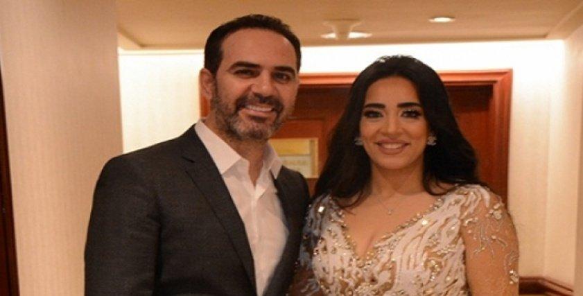 قصة زواج وائل جسار من زوجته المسيحية