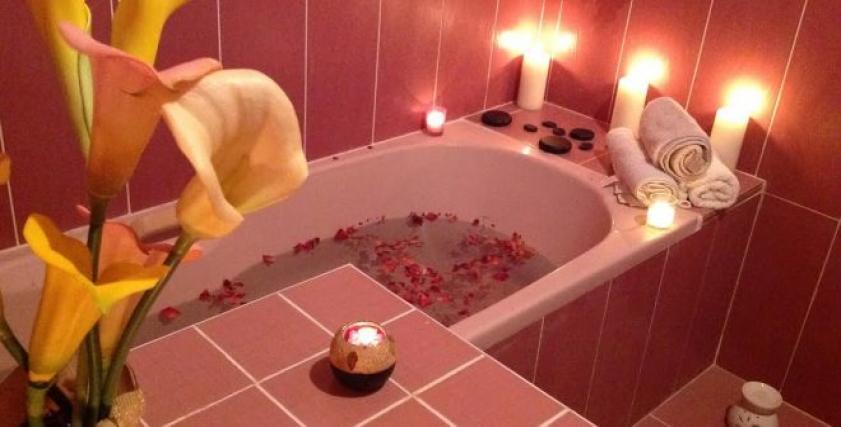 جلسة حمام مغربي
