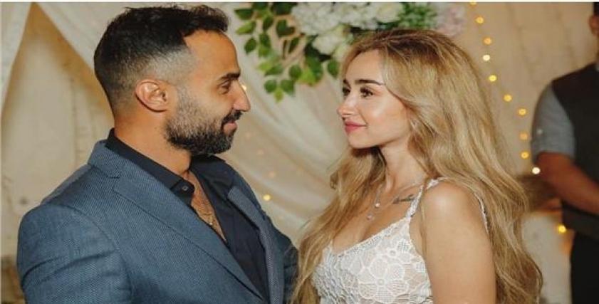 استعدادات حفل زفاف أحمد فهمي وهنا الزاهد