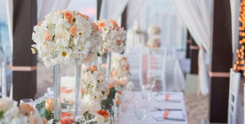 صورة أرشيفية من حفل زفاف