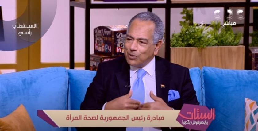 الدكتور علاء قنديل.. أستاذ علاج الأورام