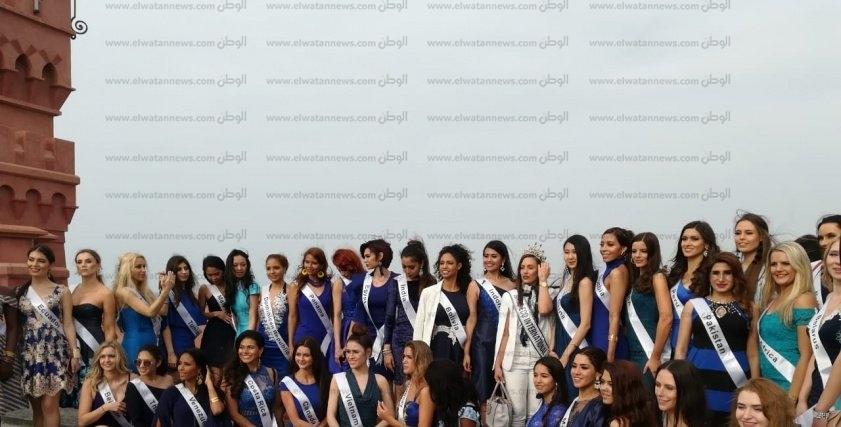 ملكات جمال العالم