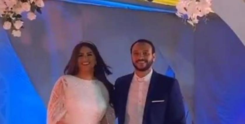عقد قران أحمد خالد وهنادي مهنا