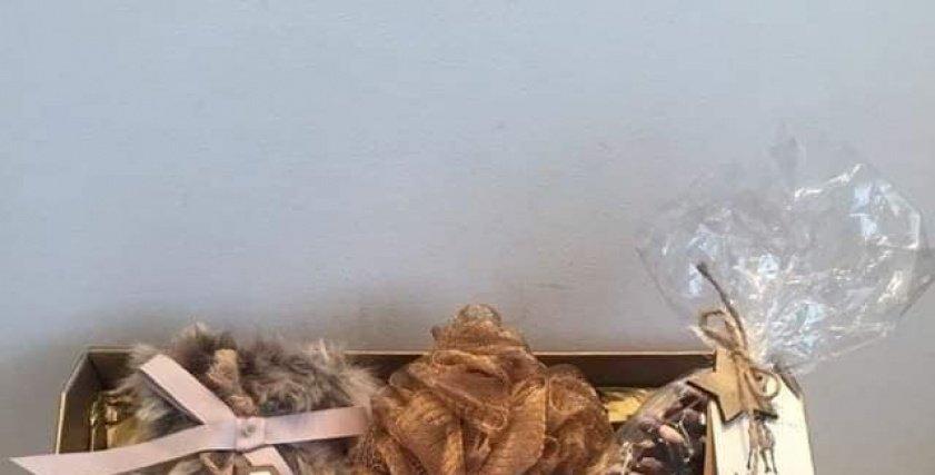 آخر تقاليع الهدايا.. Winter Box