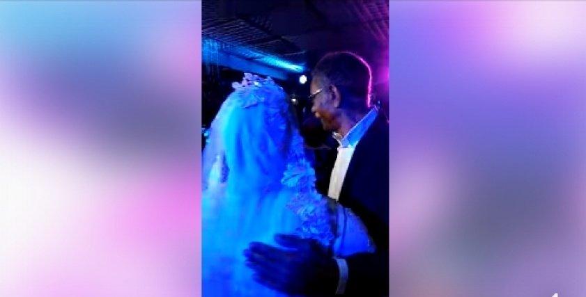 جانب من العرس
