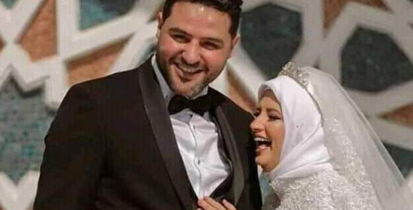 نعمة حسنين وزوجها