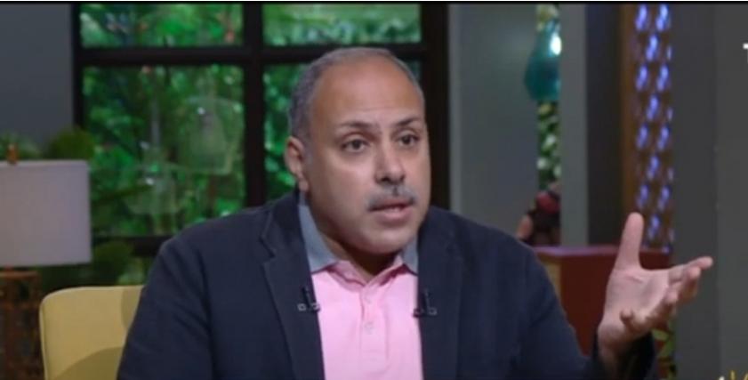 الدكتور حسن سلامة أستاذ العلوم السياسية