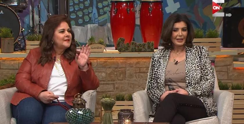 دلال عبدالعزيز وميرفت أمين