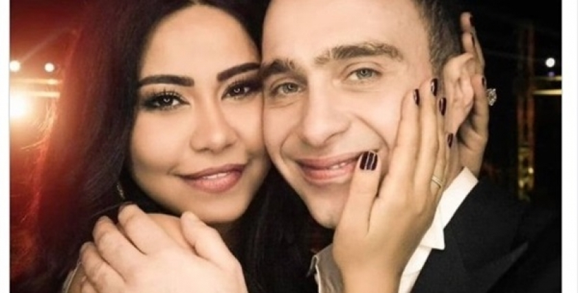 شيرين عبدالوهاب وحسام حبيب