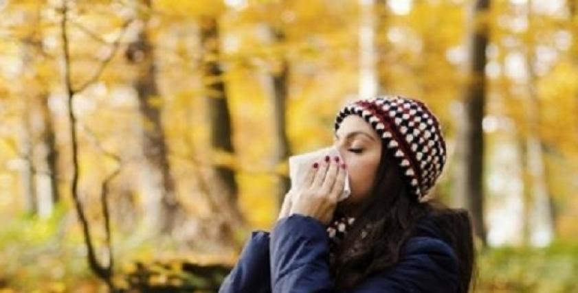 حساسية الخريف