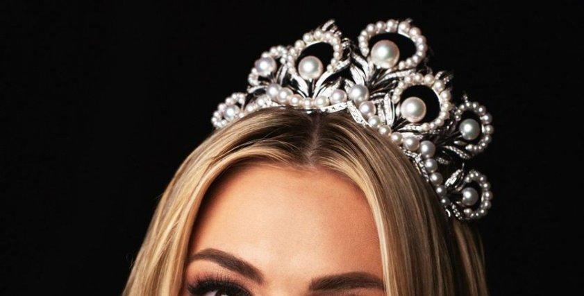 بالفيديو| لحظة تتويج ملكة جمال أمريكا