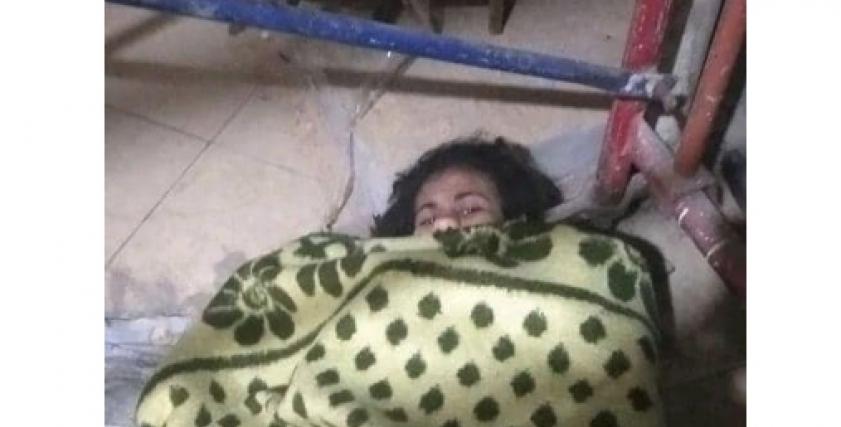 ياسمين مشردة في الشارع