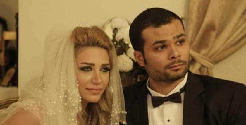 بالصور  القصة الكاملة لطلاق فنان مصري من ملكة جمال سوريا السابقة