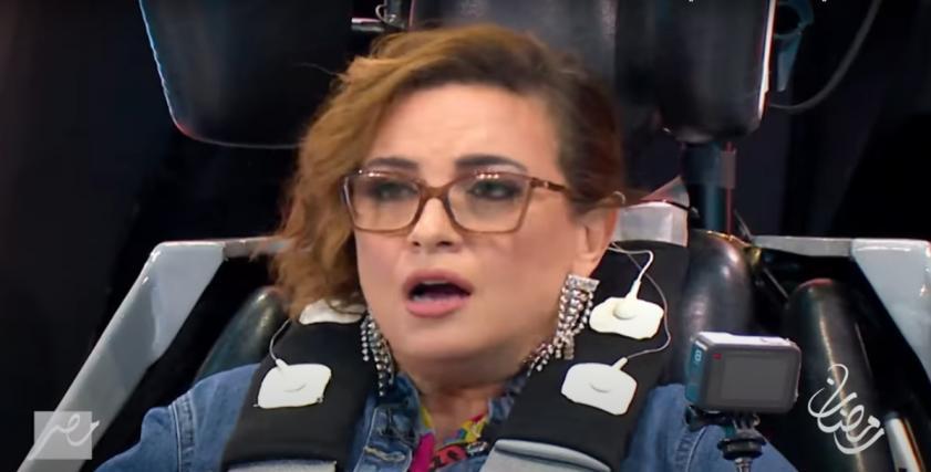 ريهام عبدالغفور في رامز مجنون رسمي