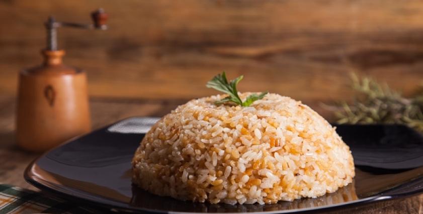 أرز حبة وحبة