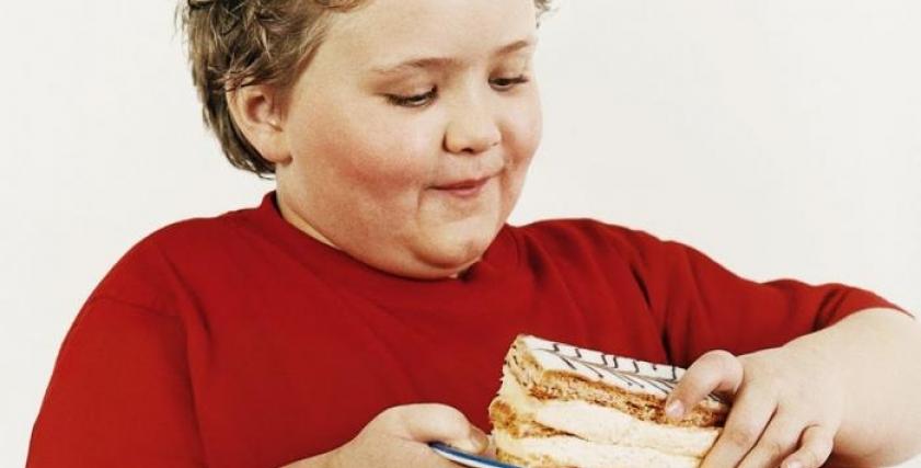 ضبط شهية الأطفال