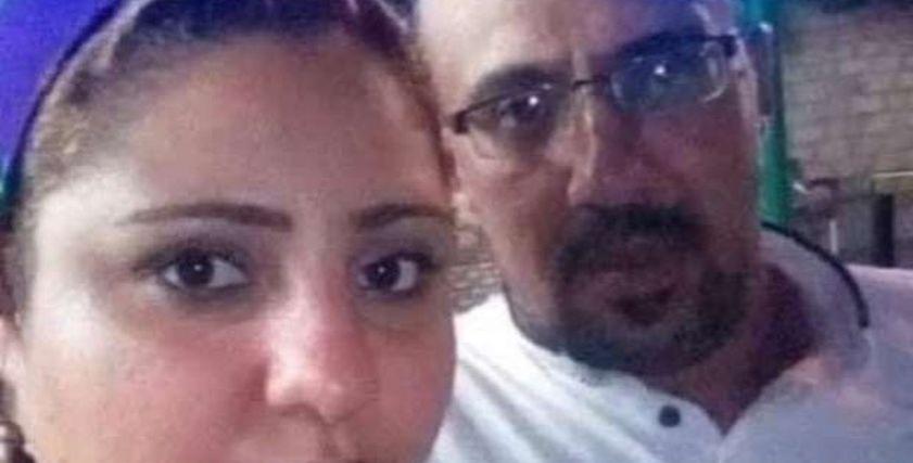 الجزار قاتل زوجته بسبب الخلافات الزوجية