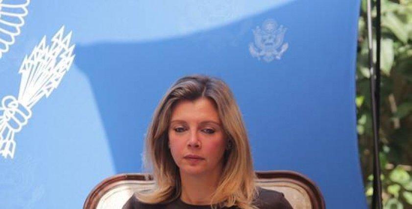 جيلان المسيري منسق برامج هيئة الأمم المتحدة للمرأة في مصر
