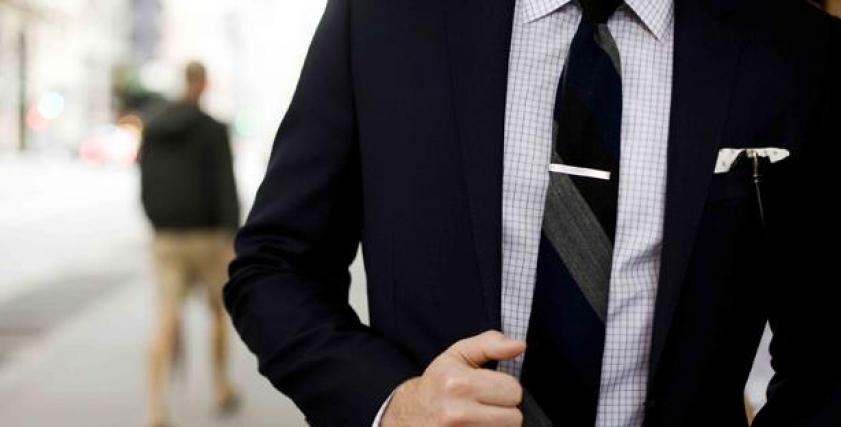 نصائح لاناقة ملابس العمل للرجال