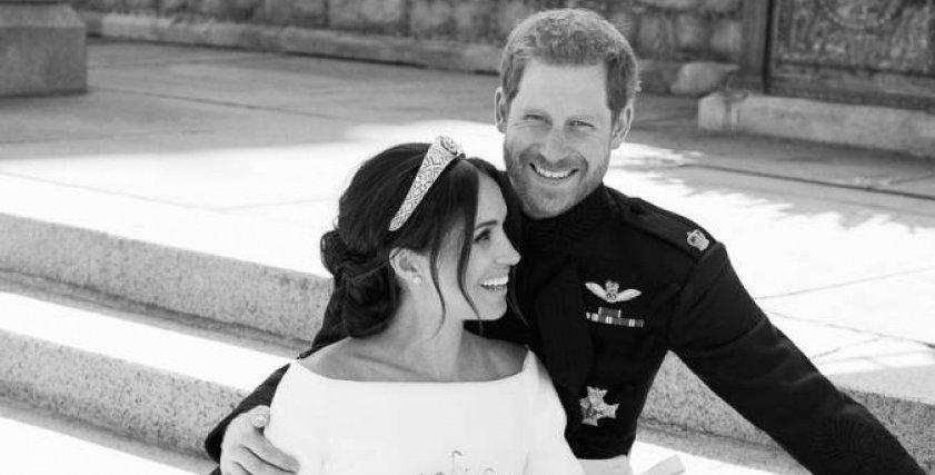 زفاف الأمير هاري وميجان ماركل