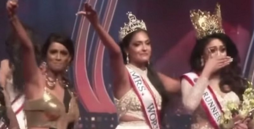 مسابقة ملكة جمال سريلانكا للمتزوجات