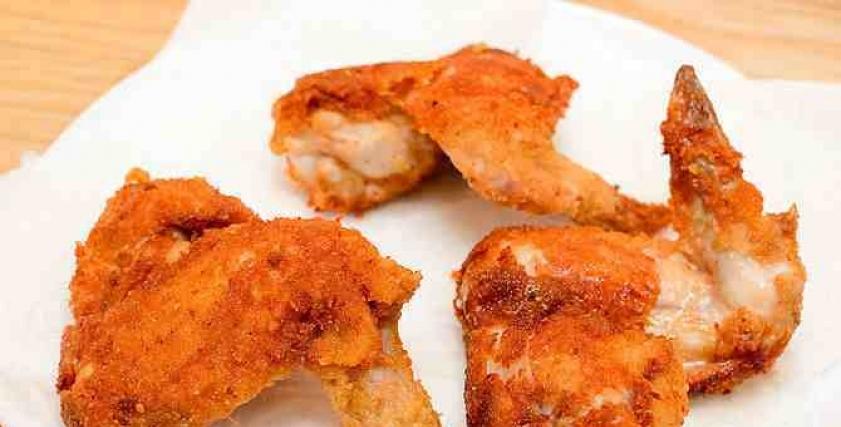 أجنحة دجاج