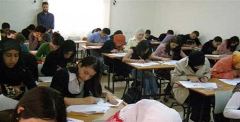 امتحانات الشهادة الاعدادية
