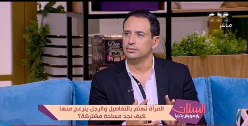 الإعلامي أحمد سالم