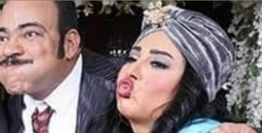 رحاب الجمل وبيومي فؤاد