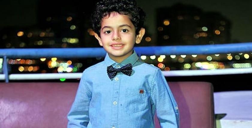الطفل آسر أحمد