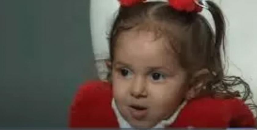 الطفلة بسنت فراشة التيك توك